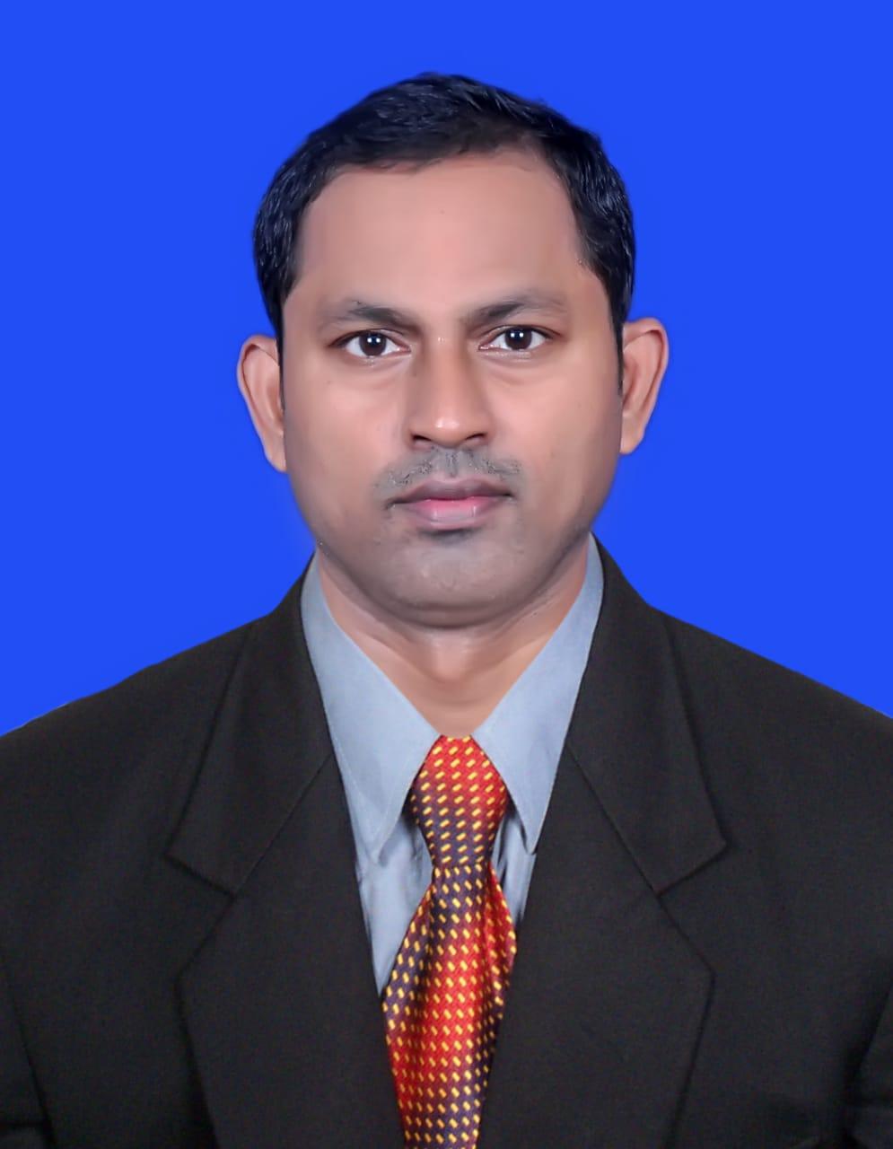 Dr. Sarat Kumar Parida