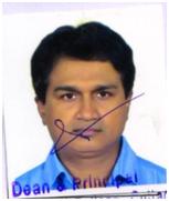 Dr. Saroj Kumar Parida