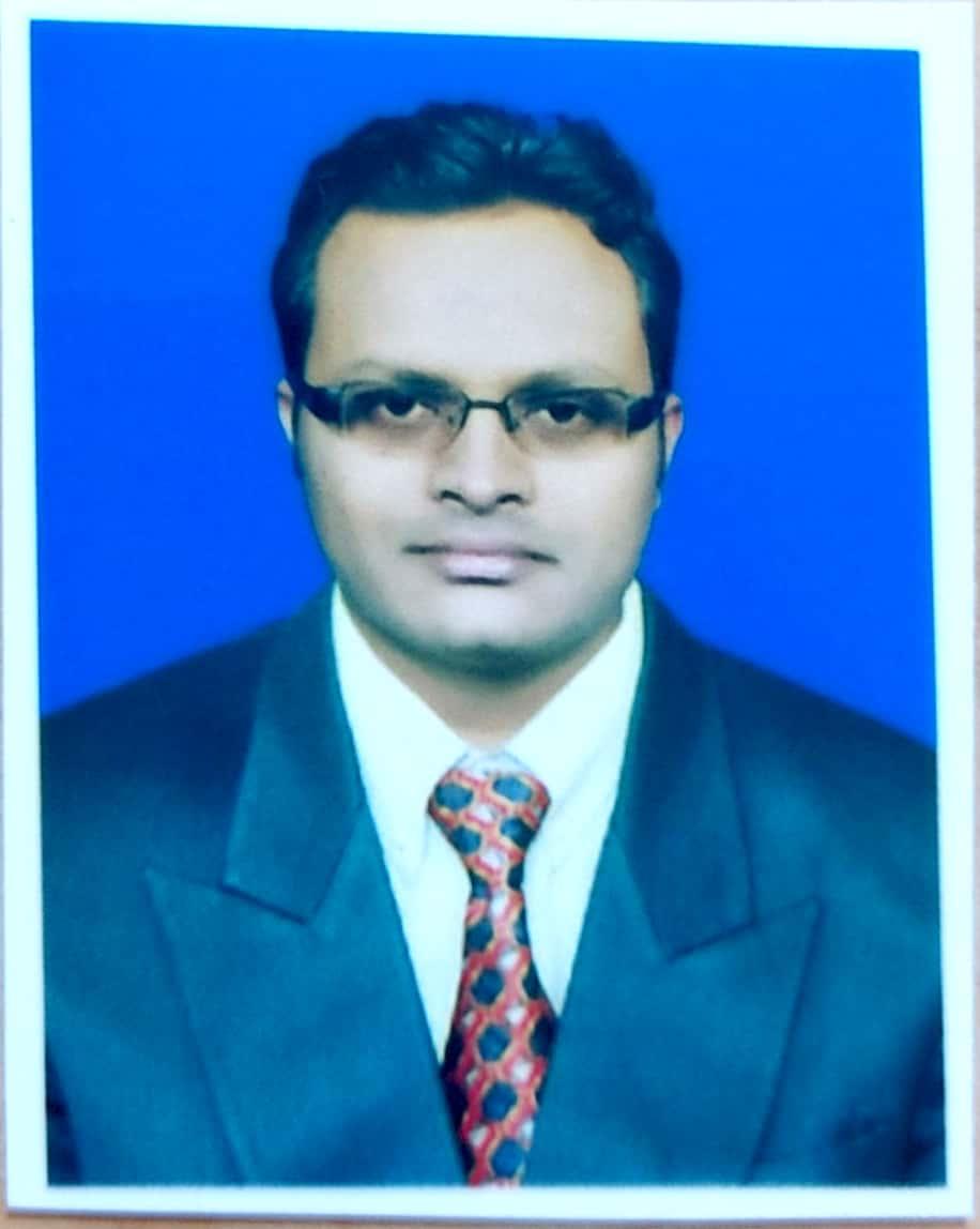 Dr. Dipti Ranjan Darjee
