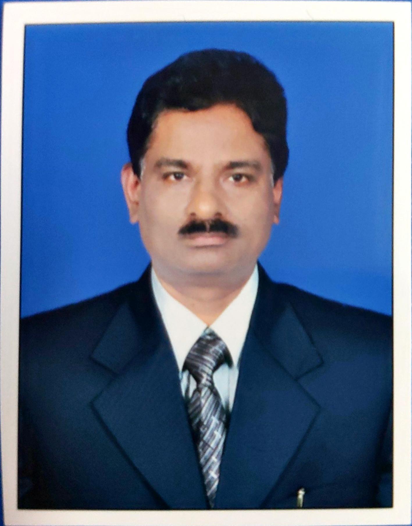Dr. Rama Chandra Sethy