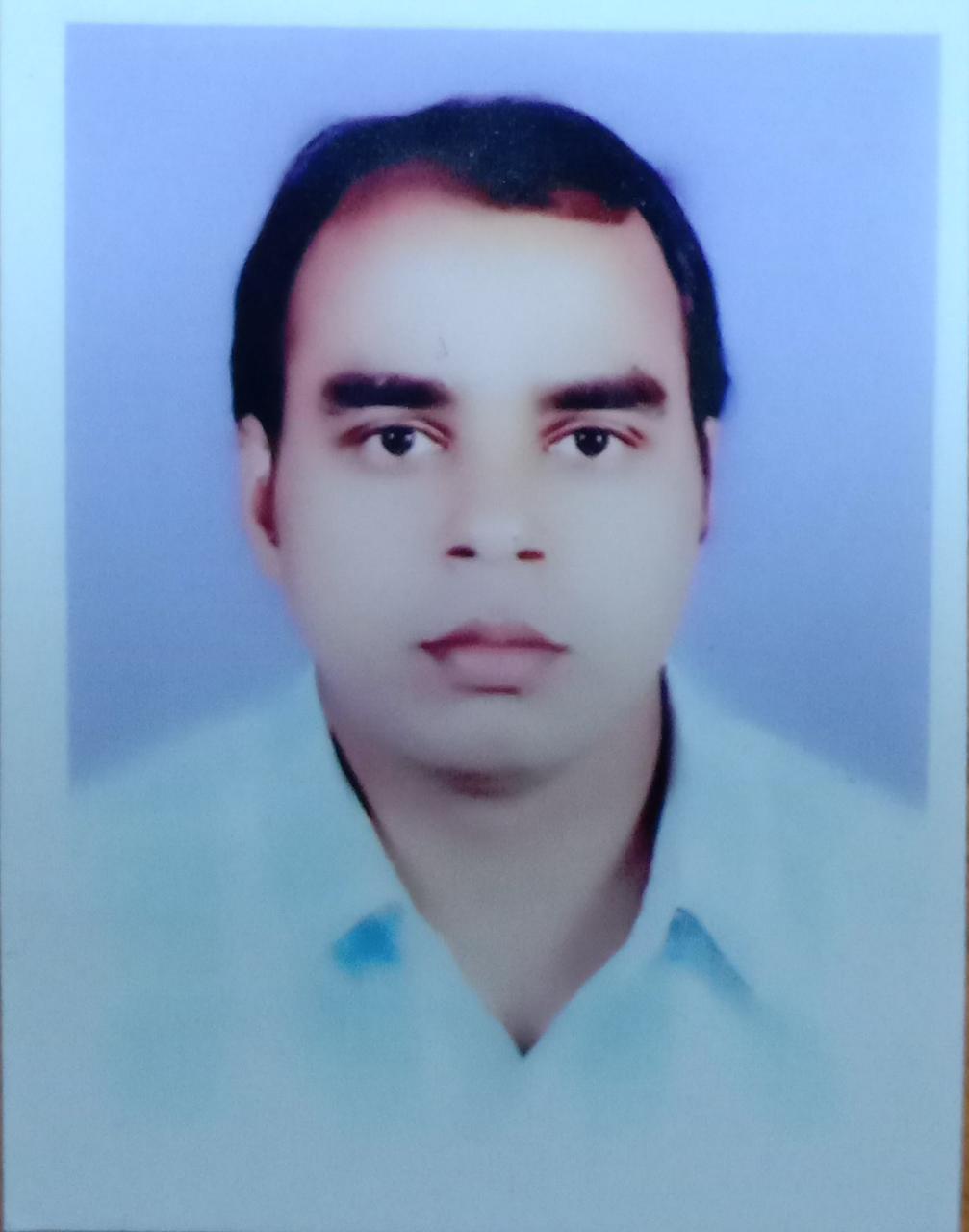 Dr. Arun Kumar Sahoo