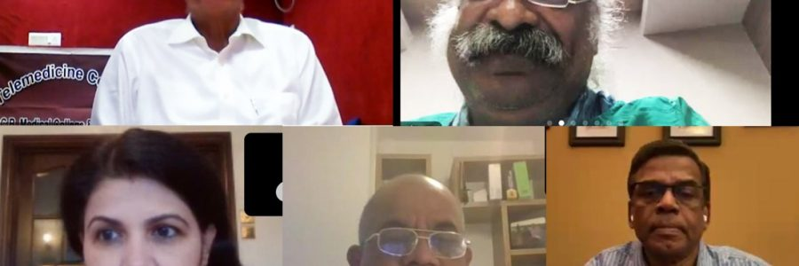 First International SCBians Webinar on 28.12.2020. SCBians from USA and Europe deliberated on COVI19 current manage ment, International Perspective.