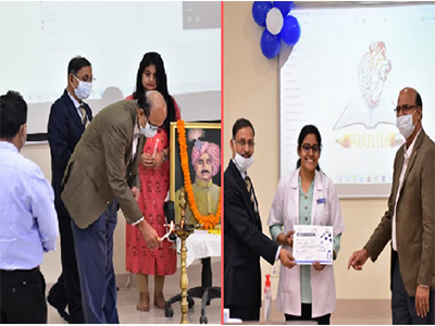 """Clinical Case Presentation competition: """"Pratitih"""" was conducted on 28th January 2021."""